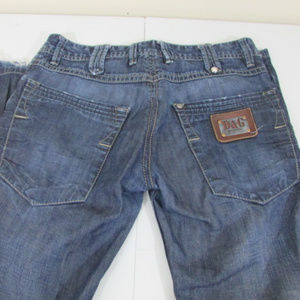 Dolce And Gabbana Mens Jeans 30 X 33